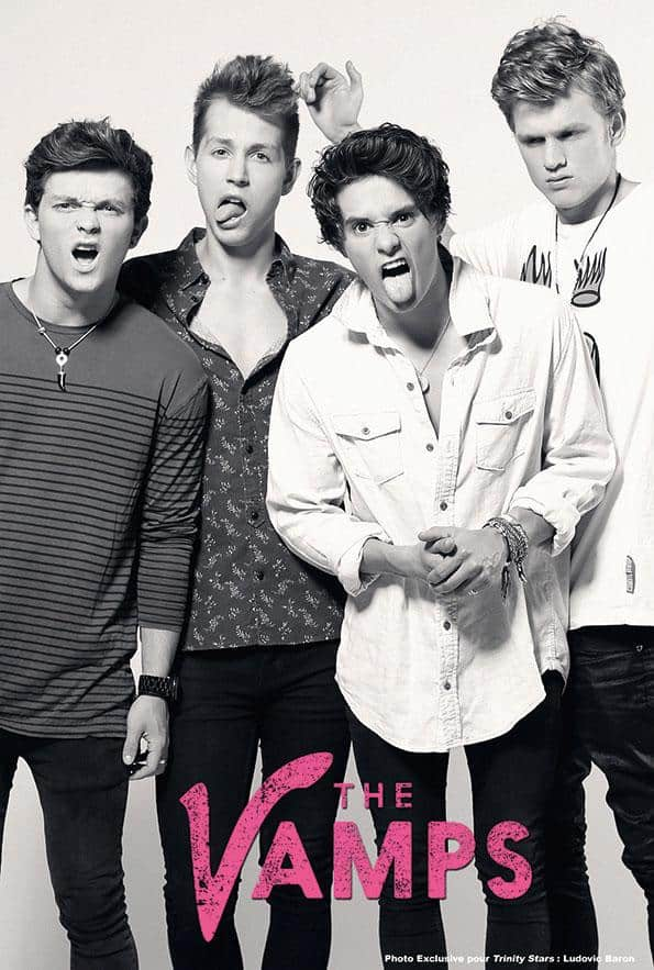 0 The Vamps Universal Music