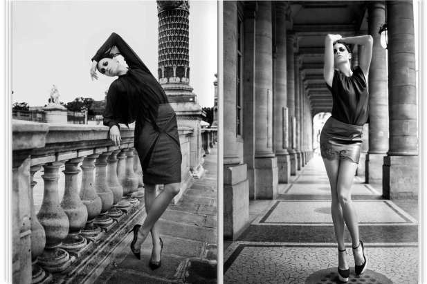 11 Edito Once Upon a Day in Paris Photographe Yves Kortum Styliste Mélanie Perego. Modèle gradek justyna Makeup Cindy Galhac scaled