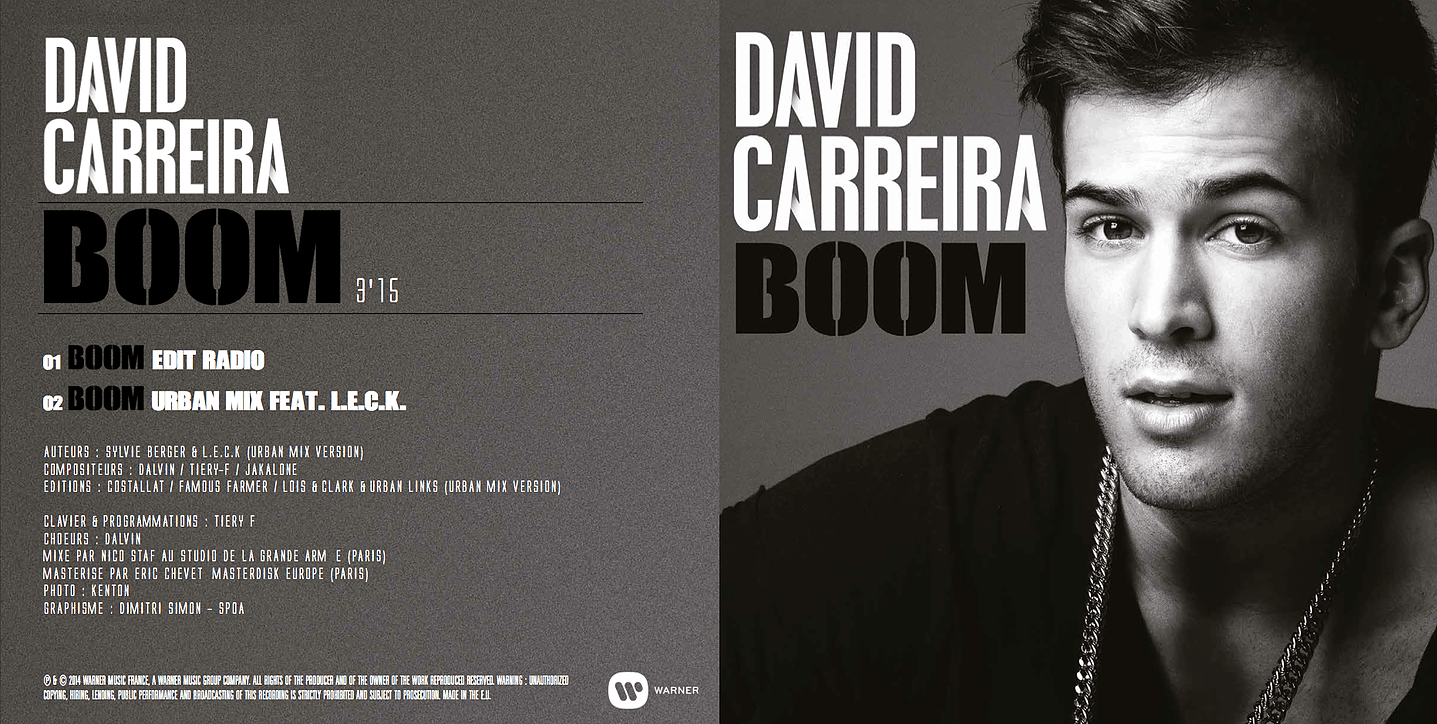 5 David Careirra Boom Warner Music France