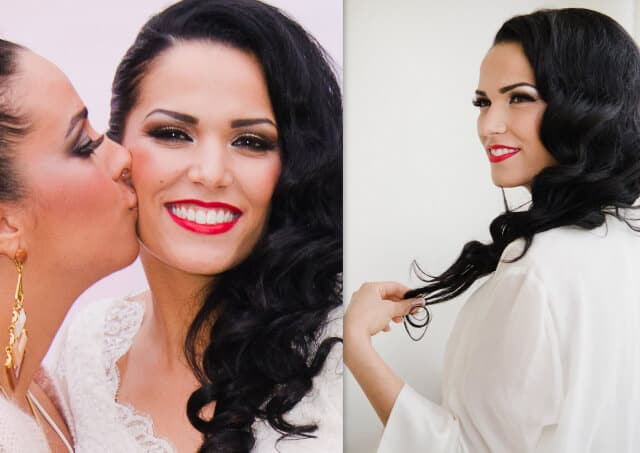 8 Wedding Sarah coiffure Jerome Blanco Martin MAquillage Cindy Galhac